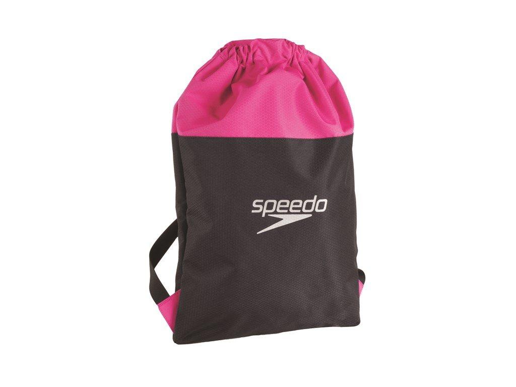 Vak na plavecké pomůcky Speedo Pool Bag růžová