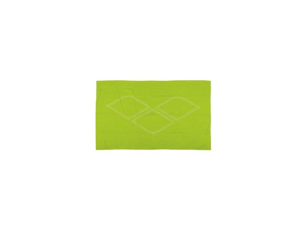 Osuška Arena Halo světle zelená