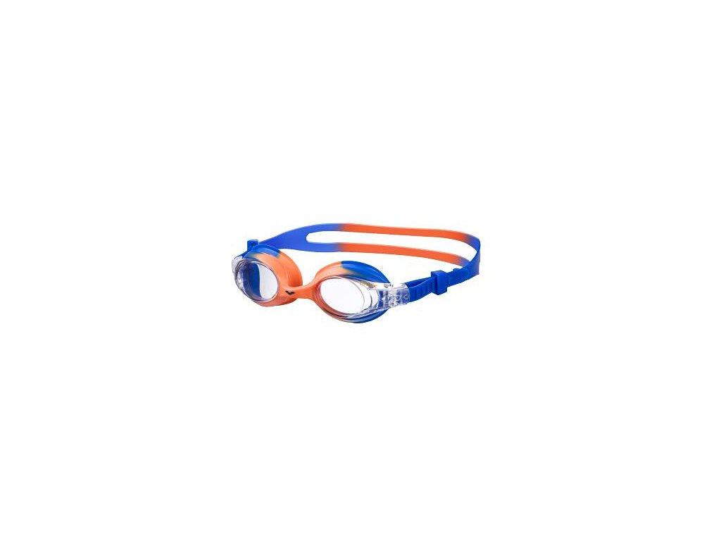 ... Arena X Lite Kids plavecké brýle pro děti oranžová modrá ... f196fd09f6