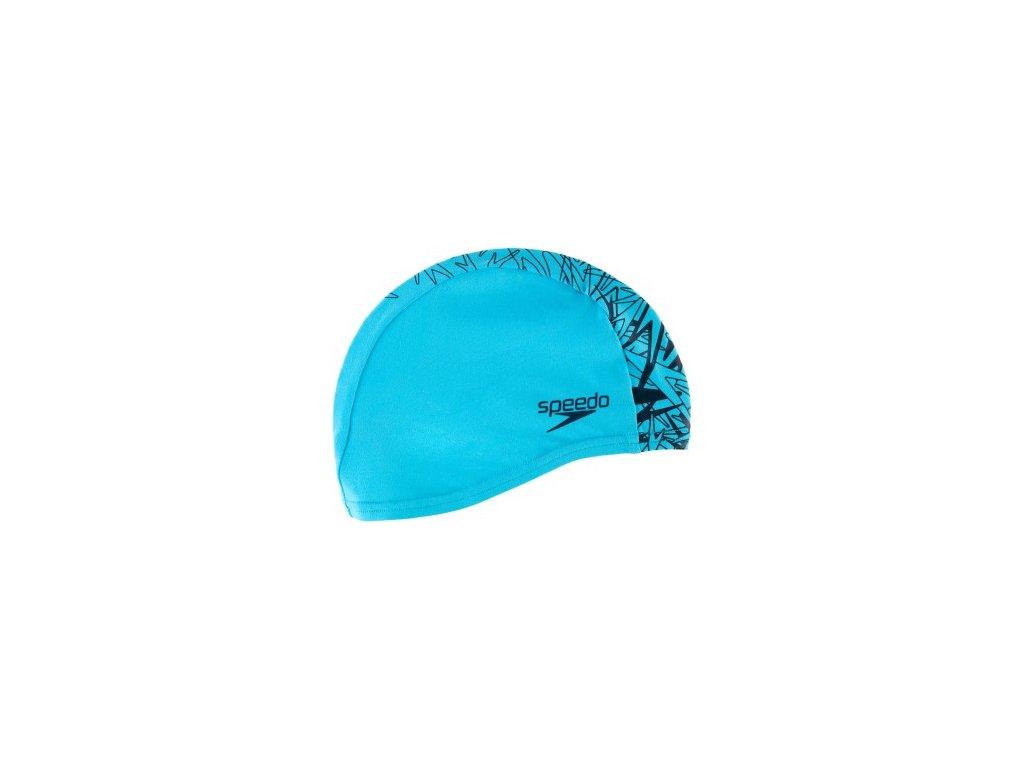 Speedo Boom Endurance+ Plavecká čepice