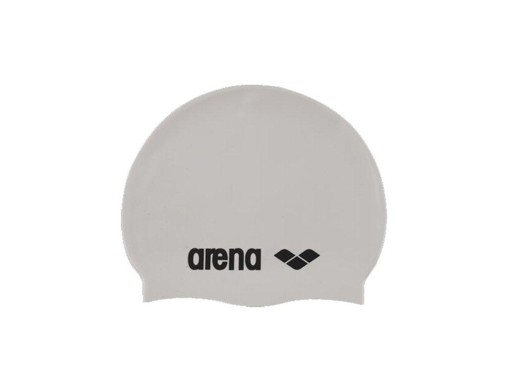 Arena Classic logo silicon plavecká čepice