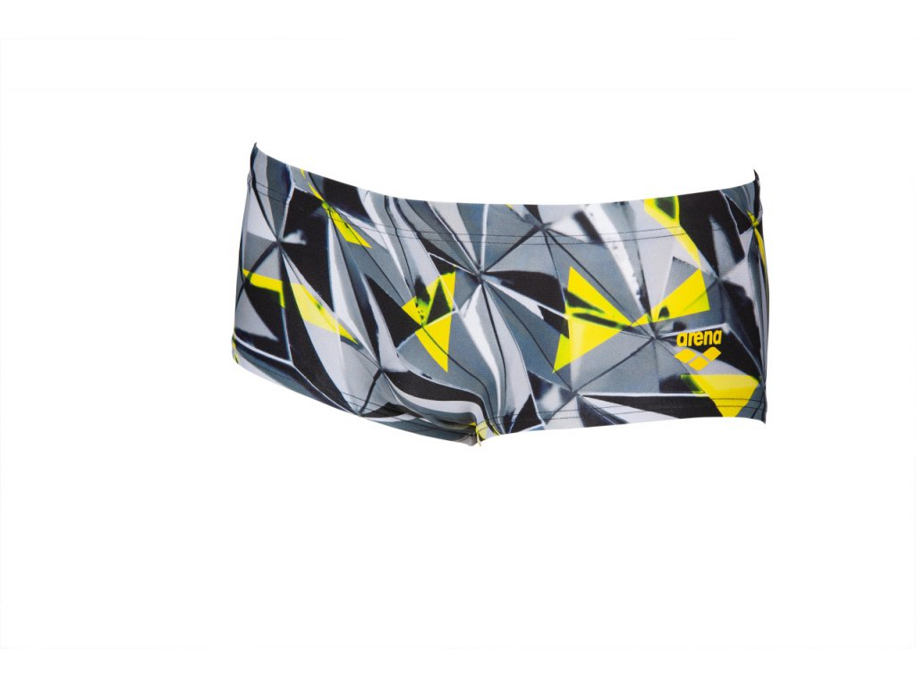 002273 500 M ARENA ONE 3D SHATTERED LOW WAIST SHORT 001 FL S