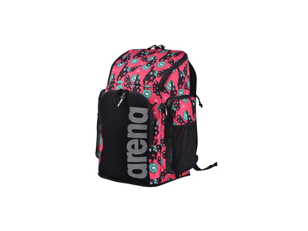 l arena team backpack 45 allover arena