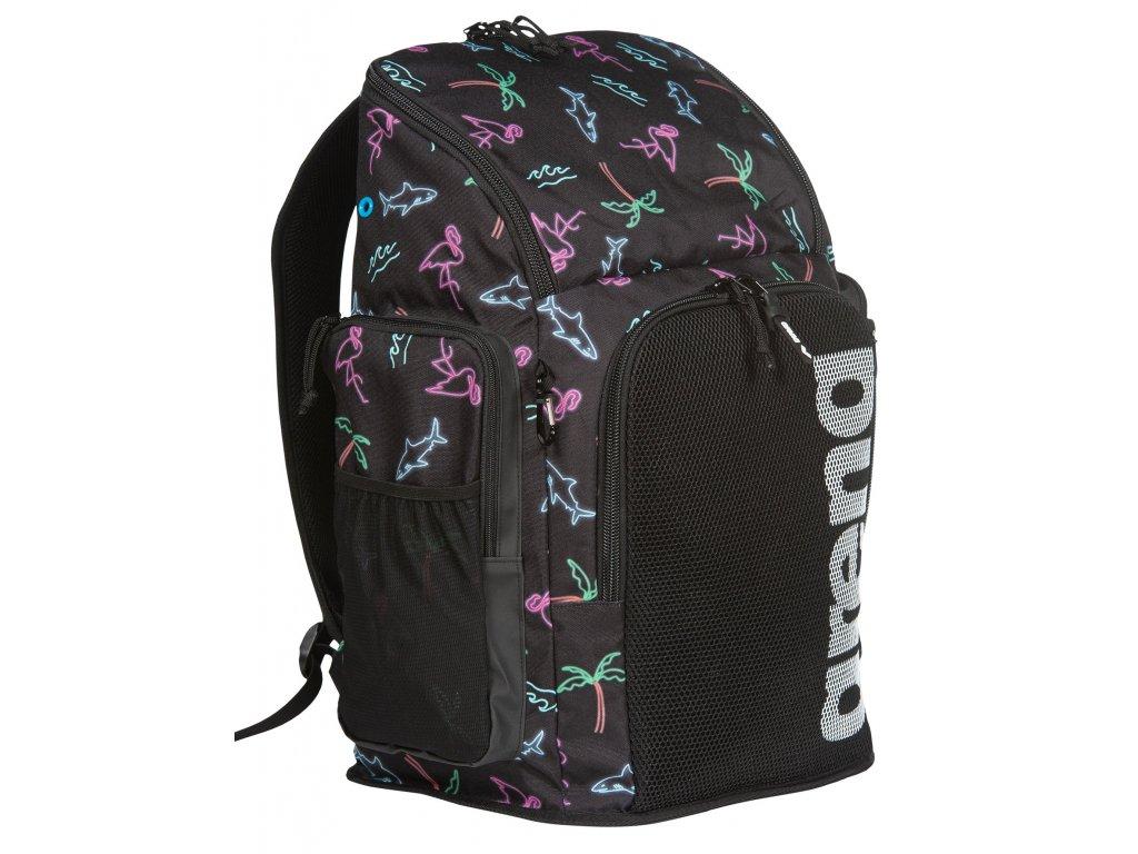 Backpack45 Neon Black 4