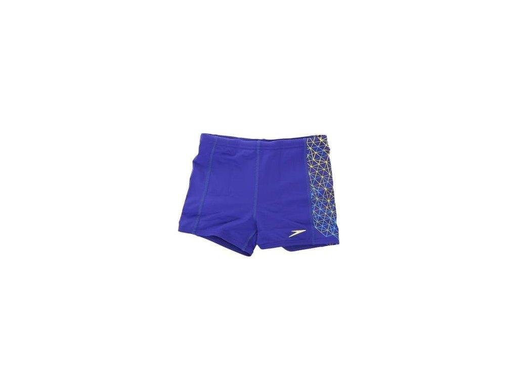 Speedo Aquabouy PNL ASHT JM plavky chlapecké nohavička