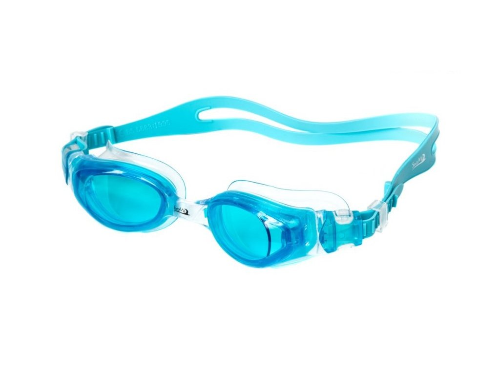 Brela modrá