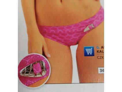 Litex 88039 plavky dámské kalhotky bokové velikost 44