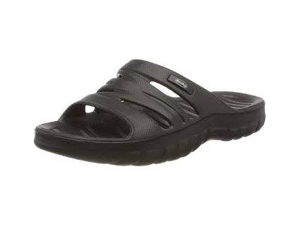 Fashy pantofle pánské černé