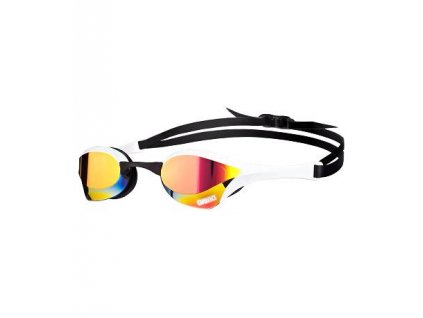 Plavecké brýle Arena Cobra Ultra mirror bílá