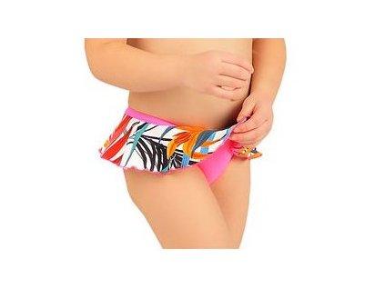Litex 6B417 Plavky dívčí dvoudílné - kalhotky