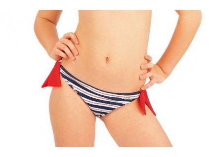 Litex 52582 Plavky dívčí dvoudílné - kalhotky