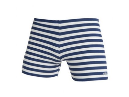 Retro plavky s nohavičkou