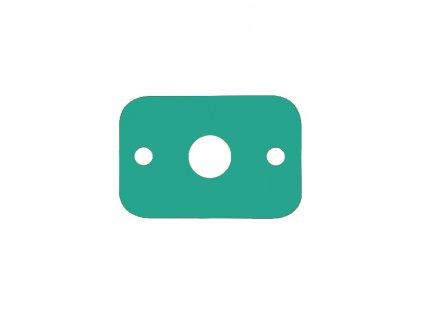 Dena plavecká deska zelená