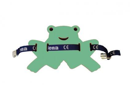 Dena Plavecký pás žabka zelená