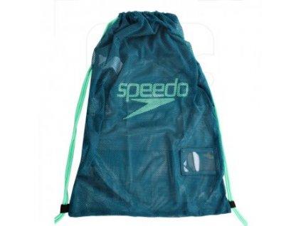 Vak na plavecké pomůcky Speedo Mesh Bag modrá