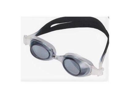 Emme Bratislava Junior Plavecké brýle - kouřová