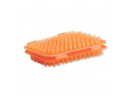 Masážní žínka plast 2