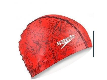 Boom Ultra Pace cap červená