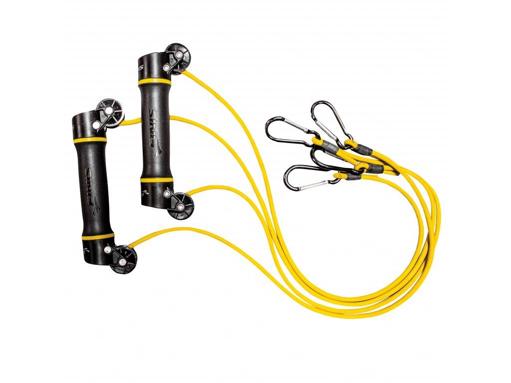 Finis Slide Dryland Trainer žlutá 7mm