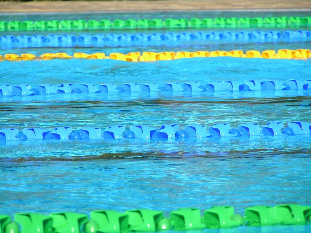 Závodní plavecké dráhy ANTI 25m -50m