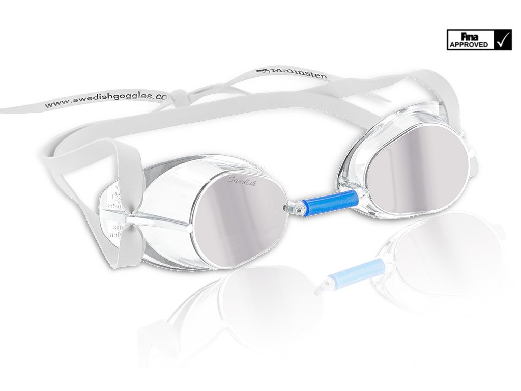 Swedish Goggles mirror clear