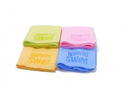 Sportovní absorpční ručník BornToSwim
