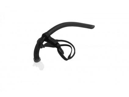 Plavecký šnorchl BornToSwim® 1 Černý