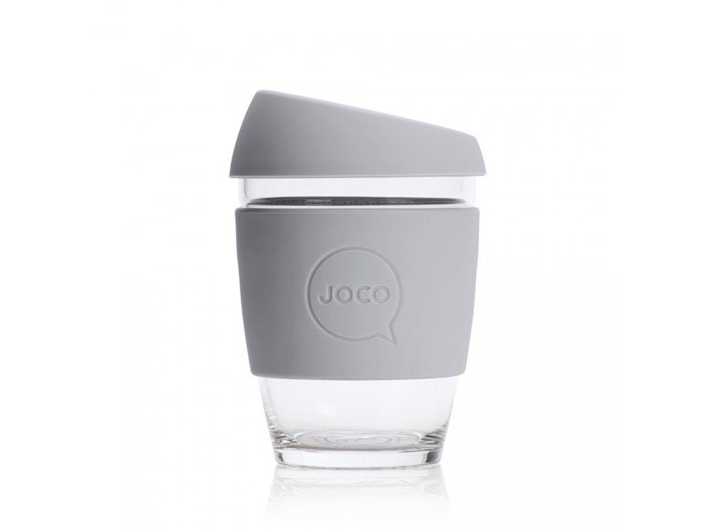 joco cup 12oz coolgrey front web