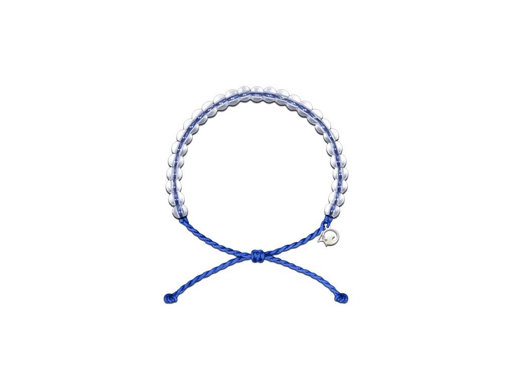 4ocean Signature Blue Beaded, SKU 4OSB