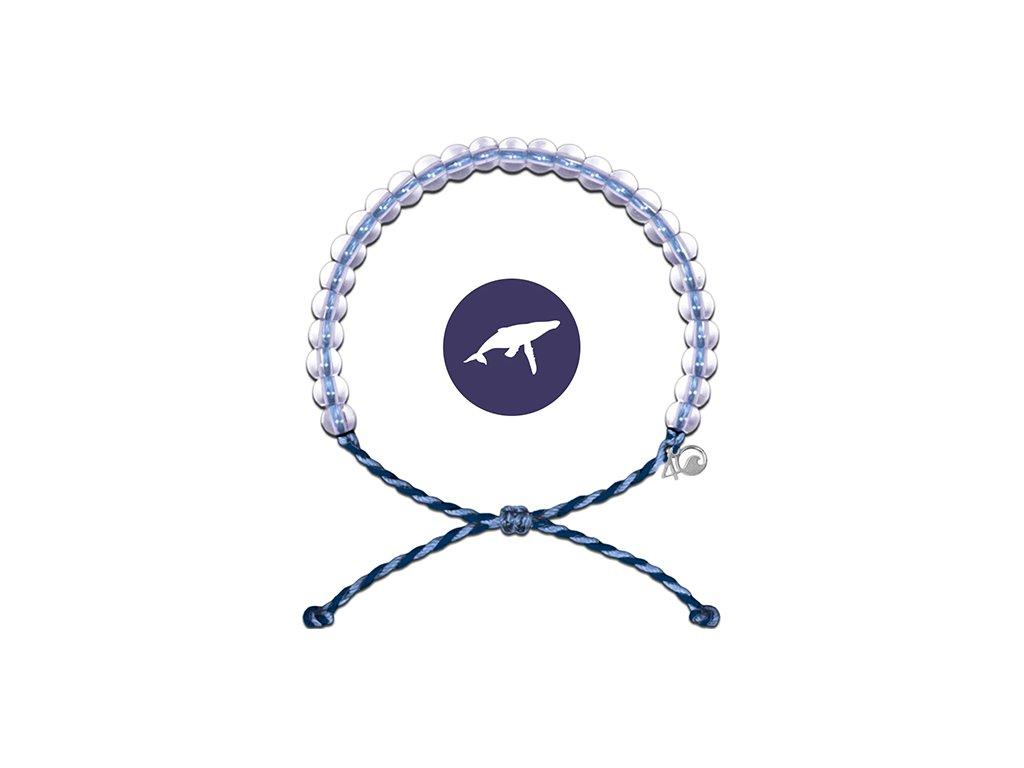 4ocean bracelet 4ocean whale lt blu prp 18 wholesale 924207775762 grande