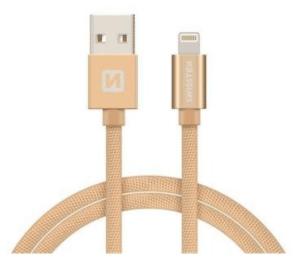Kabely k mobilním telefonům iPhone - konektor Lighting