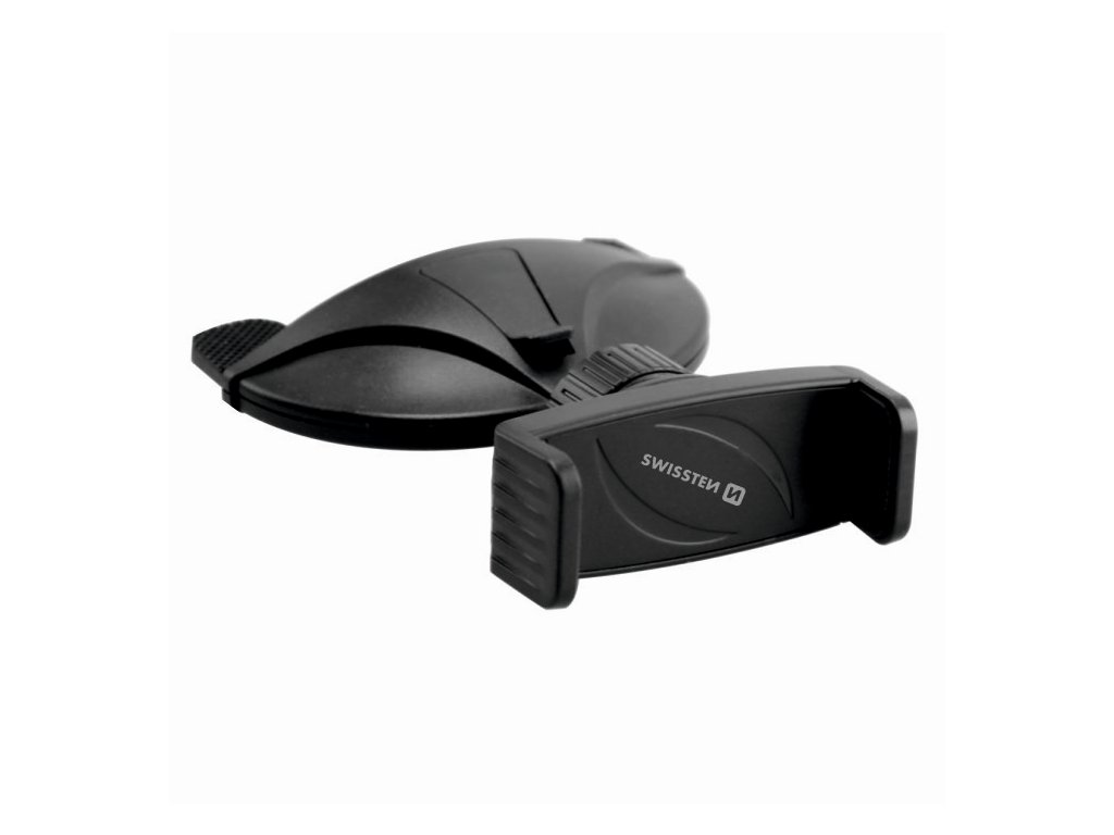 Čelisťový držák na telefon do auta Swissten S-Grip S3-CD1  + Dárek: Doprava Zásilkovnou ZDARMA