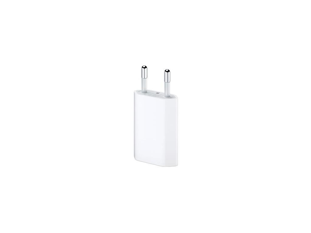 APPLE originální adaptér 1 A (bulk)  + Dárek: Doprava Zásilkovnou ZDARMA