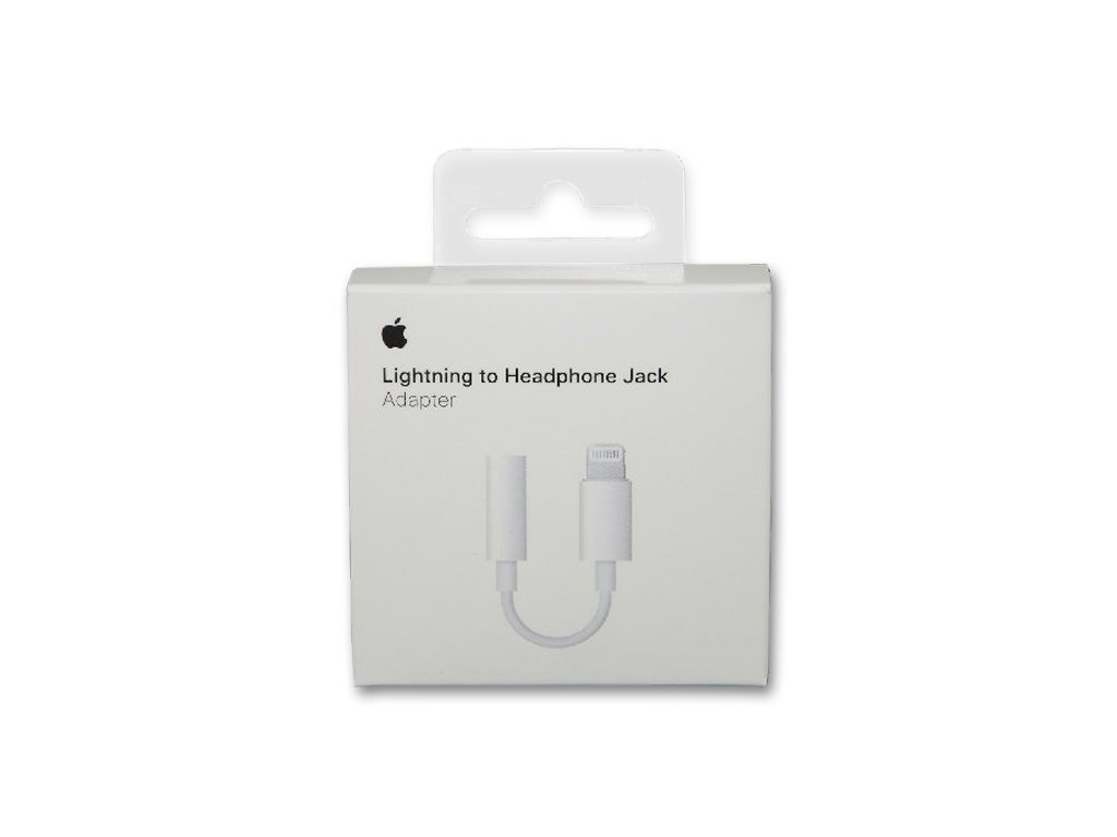 774 1 apple lightning redukce na 3 5 mm headphone jack adapter