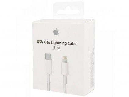 Apple USB-C/lightning kabel 1m  + Dárek: Doprava Zásilkovnou ZDARMA