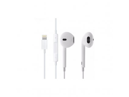 originalni sluchatka apple earpods lightning konektor