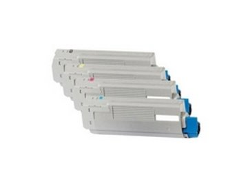 oki toner cartridge value pack c5600