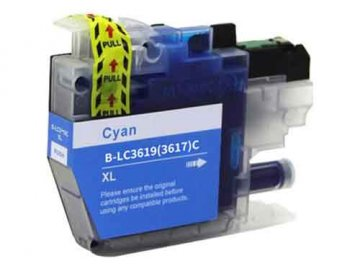 Brother LC 3619XL C Toner Cartridge 221