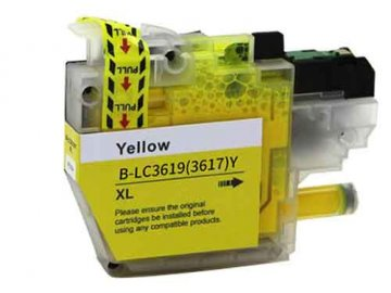 Brother LC 3619XL Y Toner Cartridge 221