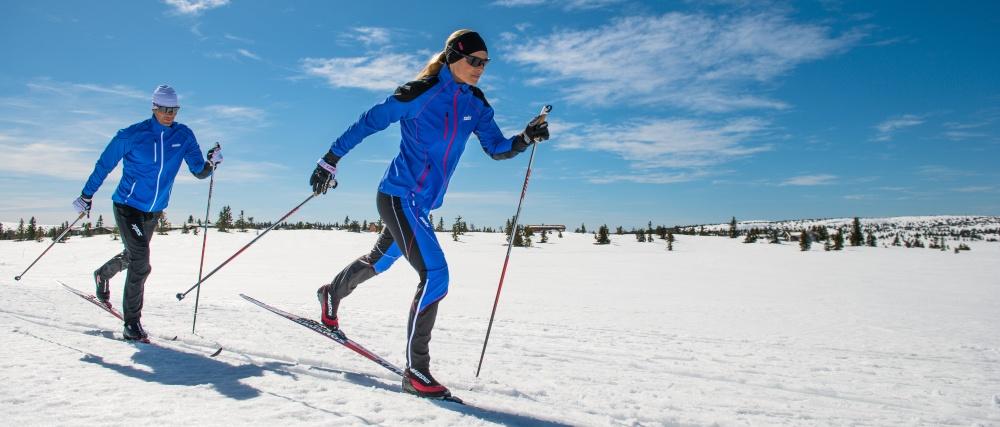 Jak vybrat vhodné běžecké lyže