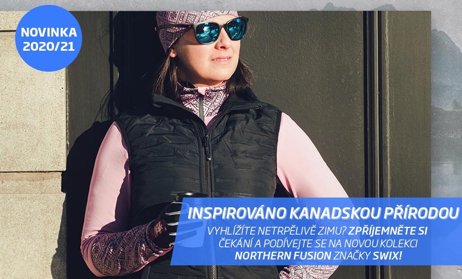 Nová kolekce Northern Fusion