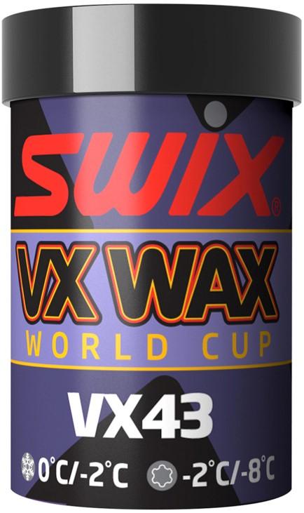 Pevné odrazové vosky řady Swix VX