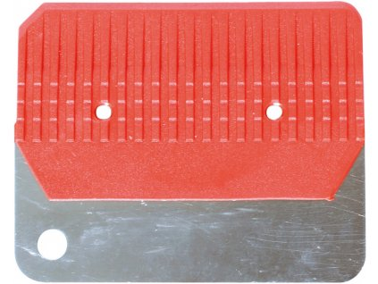T0035 malá kovová škrabka Swix