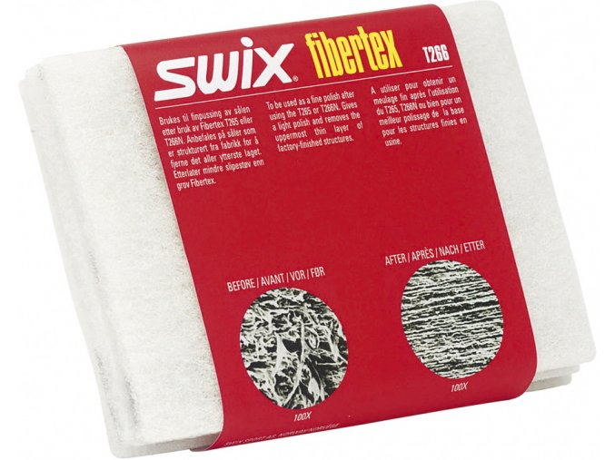 T0266 Utěrka Swix Fibertex X Fine