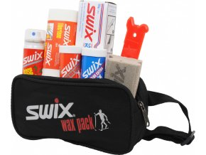 Sada vosků Swix na běžecké lyžování P0034