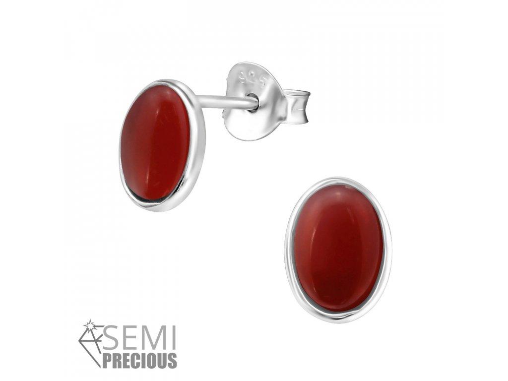 ES JB8550 S 30303 Genuine Red Onyx