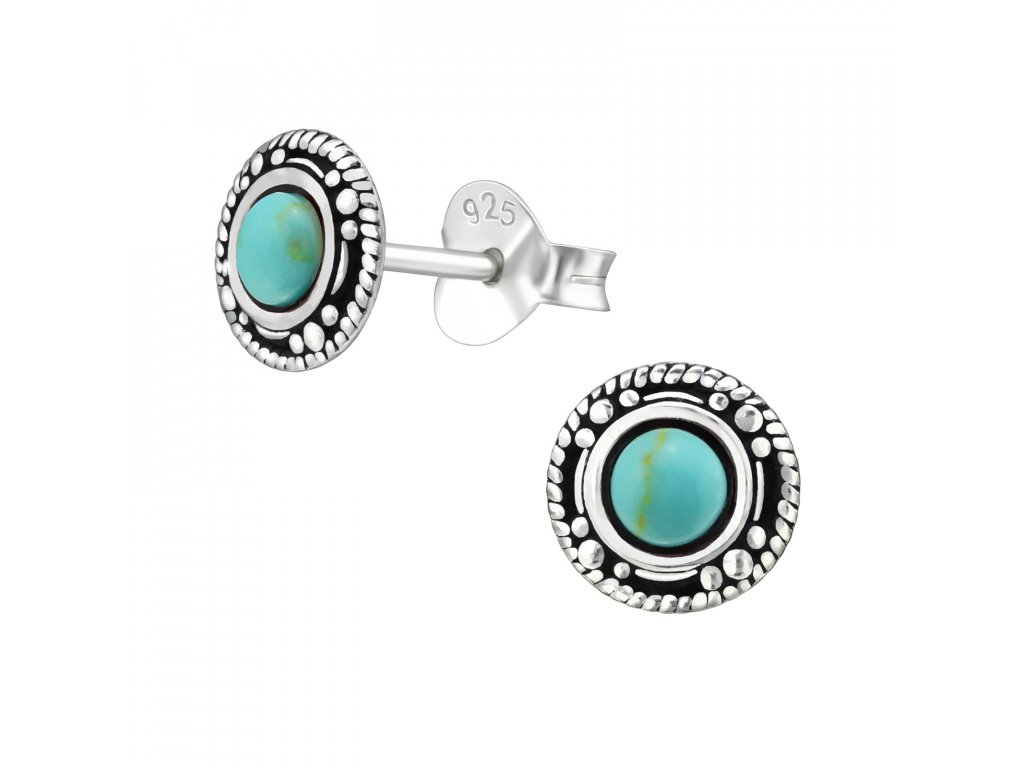 ES APS2445 SHELL OX 31672 Green Turquoise