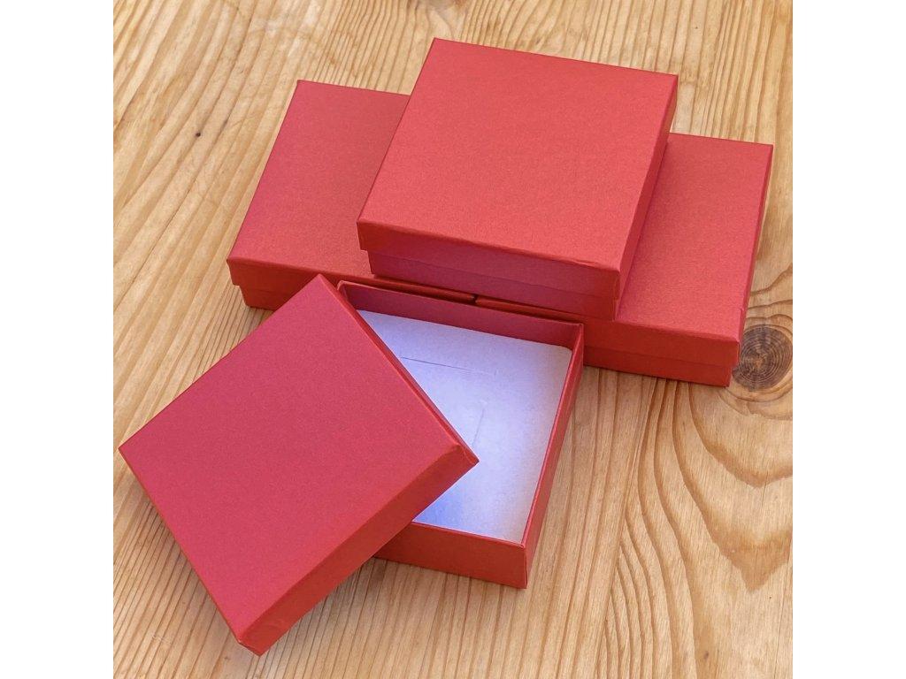 Dárková krabička na šperky
