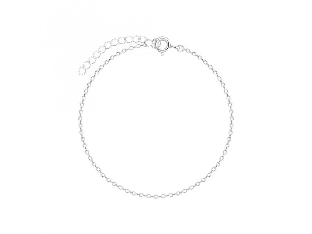 Stříbrný náramek  Ag 925/1000