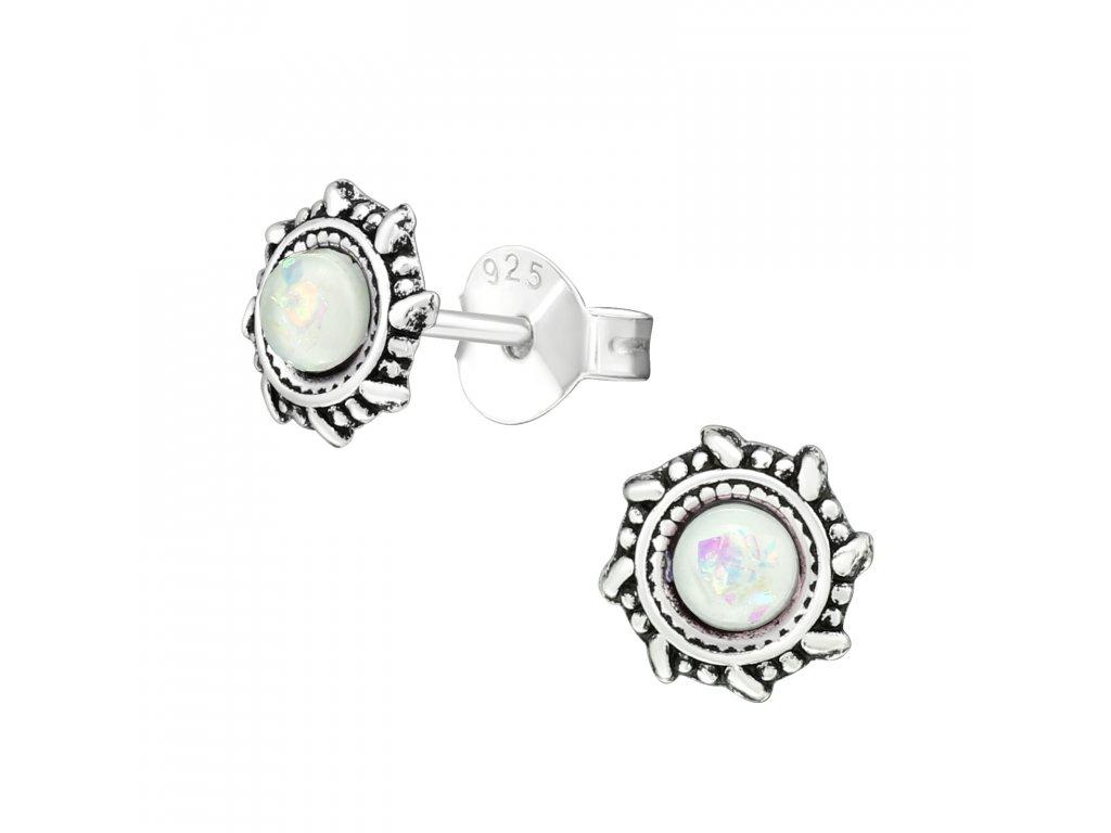ES APS2676 CNOP OX 31230 White Opal
